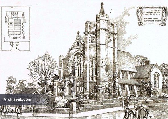 1901 – Belmont Congregational Chapel, Bolton, Lancashire