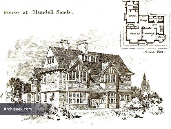 1900 – House, Blundellsands, Lancashire