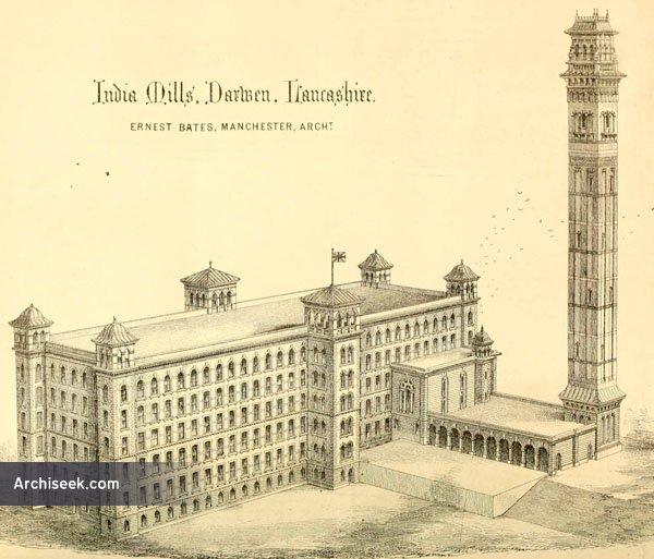 1871 – India Mill, Darwen, Lancashire