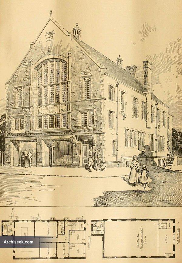 1898 – Conservative Club, Barnoldswick, Lancashire