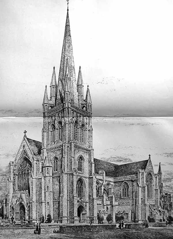 1901 – St. Alban's Church, Blackburn, Lancashire