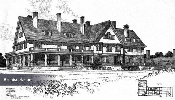 """1903 – """"Seacroft"""", Golf Links Hotel, Skegness, Lincolnshire"""