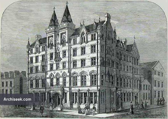 1876 – Sailors Home, Liverpool