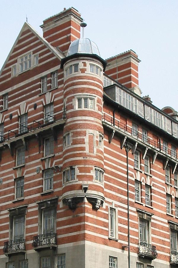 1897 – White Star Line Building, Liverpool, Lancashire