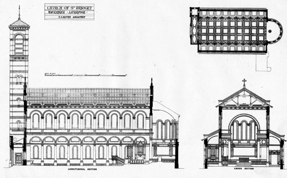 1872 – Church of St. Bridget, Wavertree, Liverpool