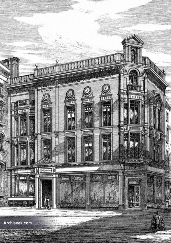 1878 – The Exchange Art Galleries, Liverpool