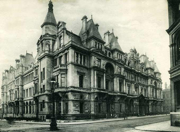 1899 – Post Office, Liverpool