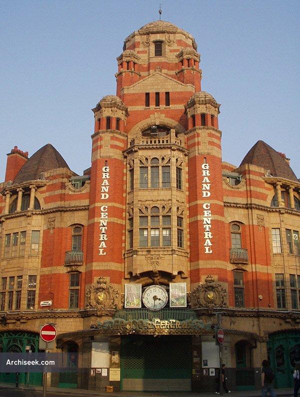 1906 – Liverpool Wesleyan Mission, Lancashire