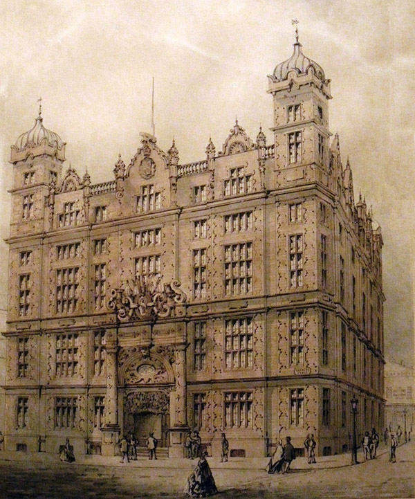 1850 – Sailors' Home, Liverpool