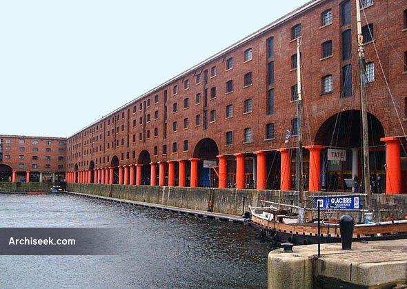 1839-46 Albert Dock, Liverpool
