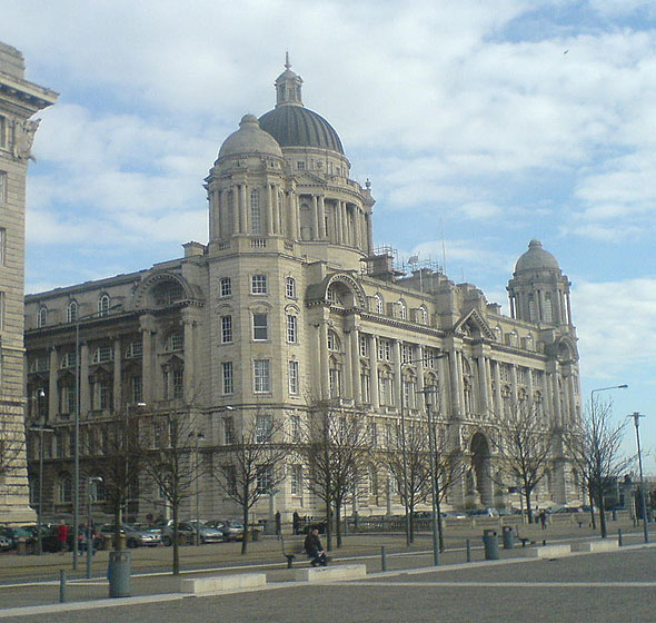 1907 &#8211; Port of Liverpool Building