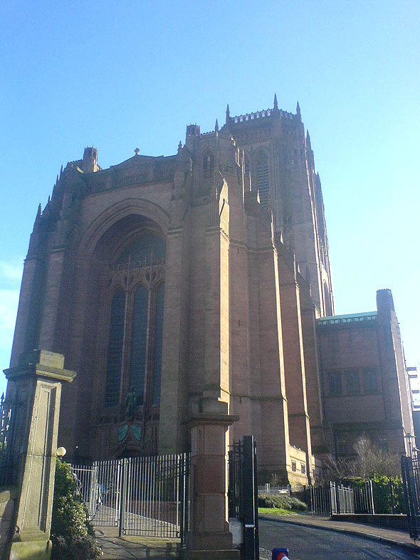 1924 – Anglican Cathedral, Liverpool
