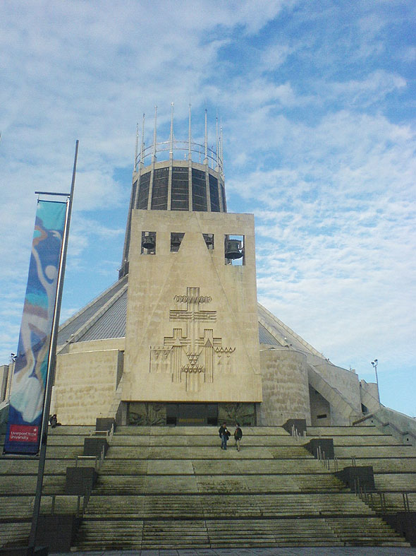 1967 &#8211; Liverpool Metropolitan Cathedral