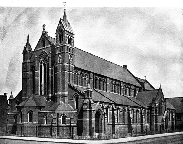 1900 &#8211; St. Peter&#8217;s Church, South Tottenham, London