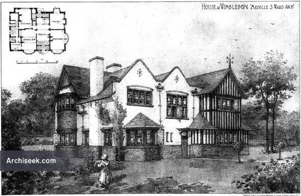 1905 – House at Wimbledon, London