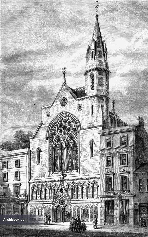 1860 – Holy Trinity Chapel, Knightsbridge, London