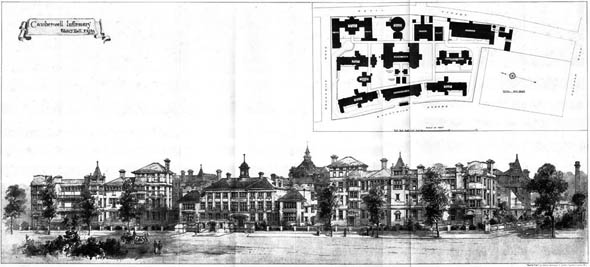 1901 – Camberwell Infirmary, London