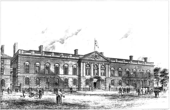1891 &#8211; Chelsea Polytechnic Institute, London
