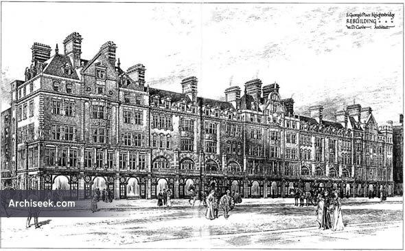 1903 – St George's Place, Knightsbridge, London