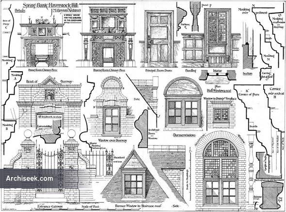 1875 – Spring Bank, Haverstock Hill, London