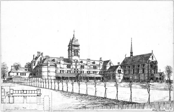 1877 &#8211; St. Charles College, Notting Hill, London