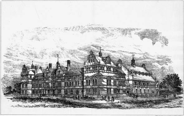 1891 – Battersea Polytechnic Institute, London