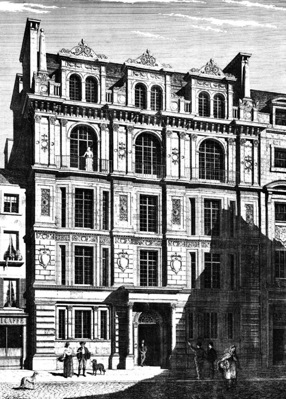 1885 – No.59 Jermyn Street, London