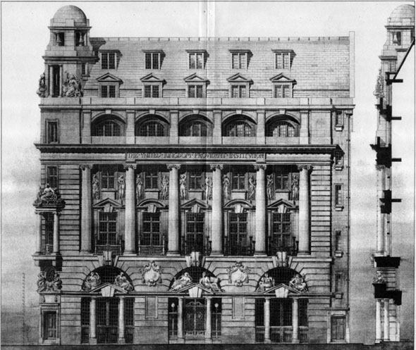 1906 – The United Kingdom Provident Institute, London