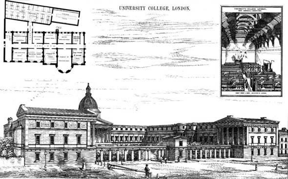 1881 &#8211; University College, London