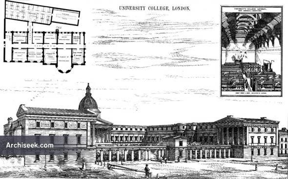 1881 – University College, London