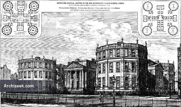1881 – University College Hospital, London