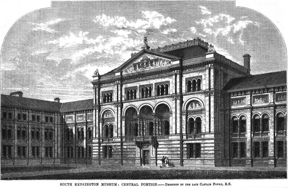 1872 – South Kensington Museum, London