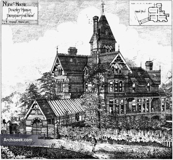 1879 – House, Putney Heath, London