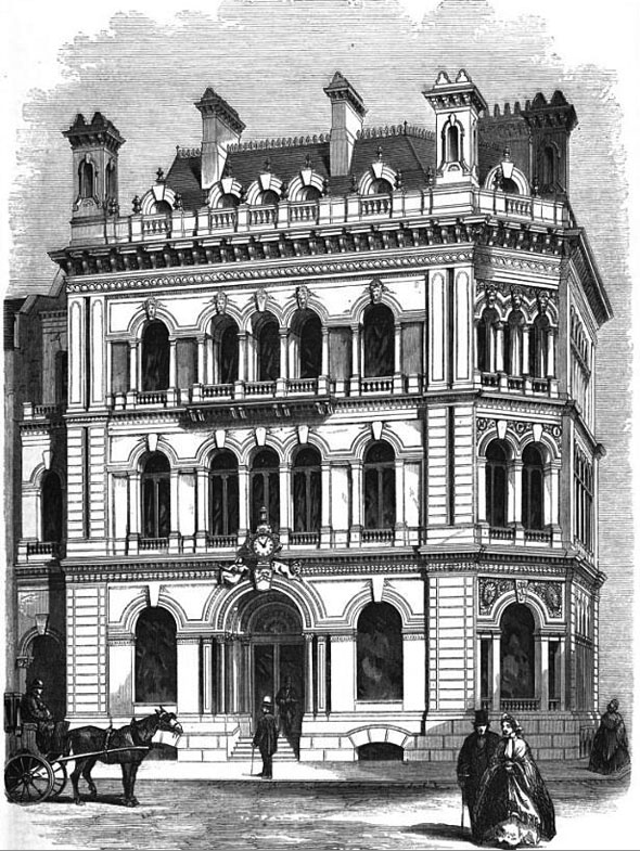 1862 – National Provident Association, London