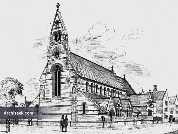 1876 – Church of St. Jude, Peckham, London