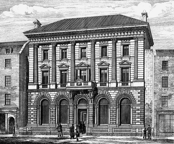 1878 – Childs Bank, London