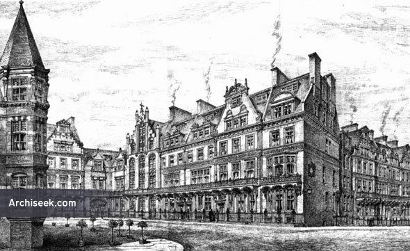 1885 – Kensington Court, London