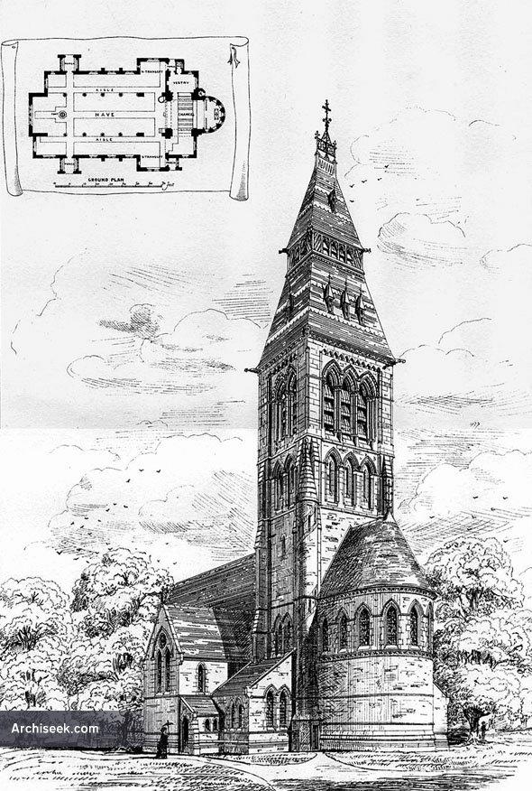 1875 – Church, Cambridge Park, Twickenham, London