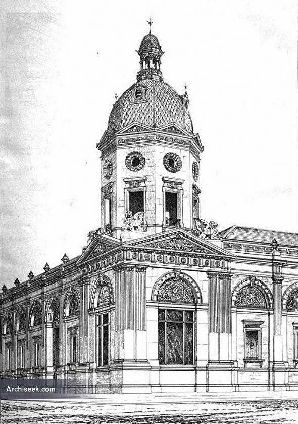 1868 – Metropolitan Market, Smithfield, London