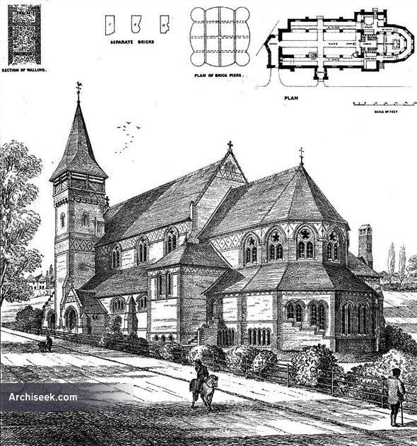1874 – St. Marks Church, Battersea Rise, London