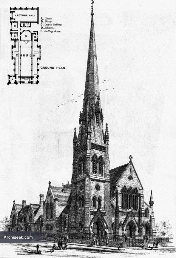 1870 – Congregational Church, Stamford Hill, London