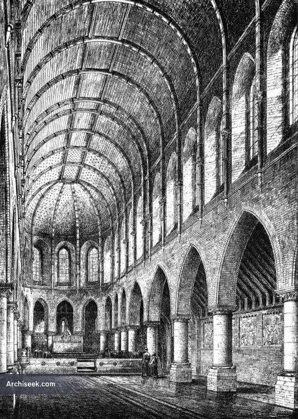 1870 –  Christ Church, Clapton, London
