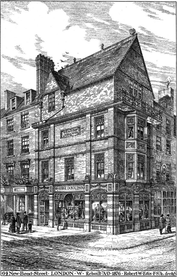 1877 – No.64 New Bond St., London