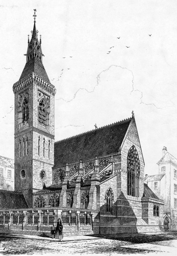 1860 – St Dionis, Backchurch, London