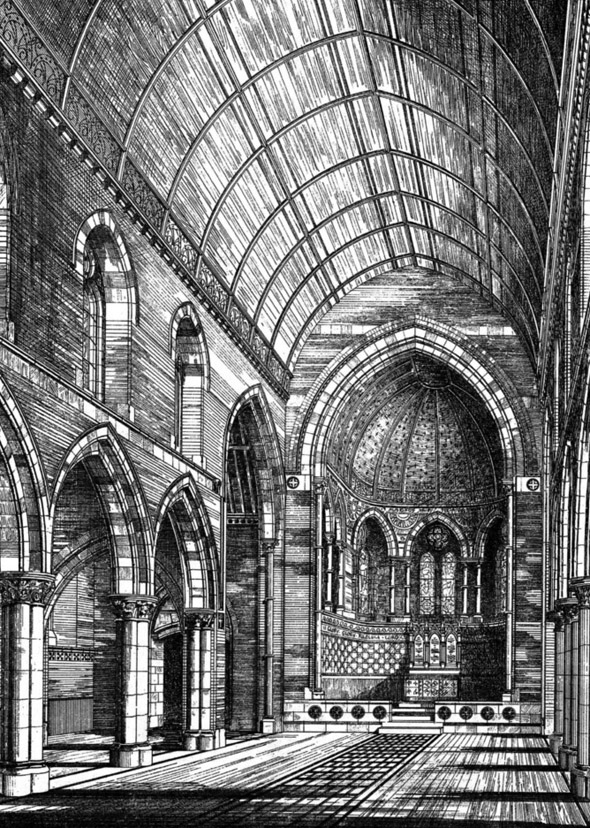 1877 – Emmanuel Church, West Dulwich, London