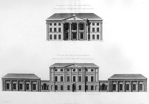 1779 – Kenwood House, Hampstead, London