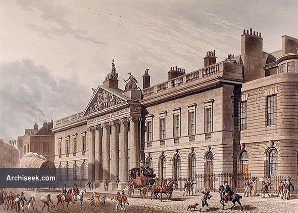 1729 – East India House, Leadenhall St., London