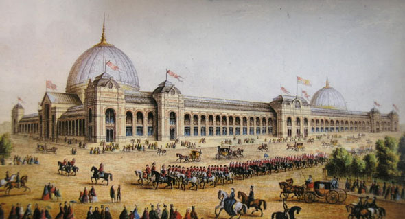 1862 – International Exhibition, London