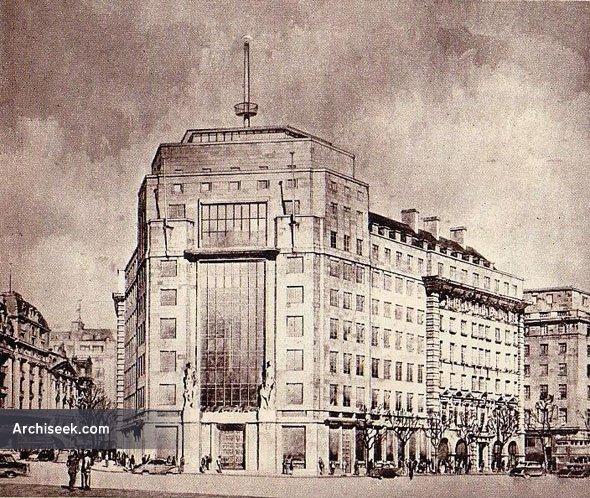 1956 – English Electric Company, Aldwych, London