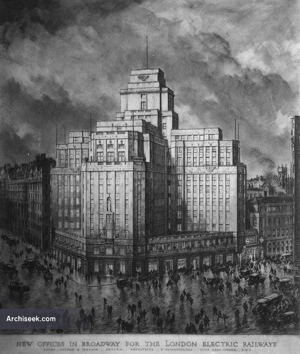 1929 – London Transport, 55 Broadway, London